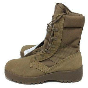 NEW Rocky Mens Hot Weather US Army Combat Boot